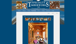Specialty Timberworks Gallery